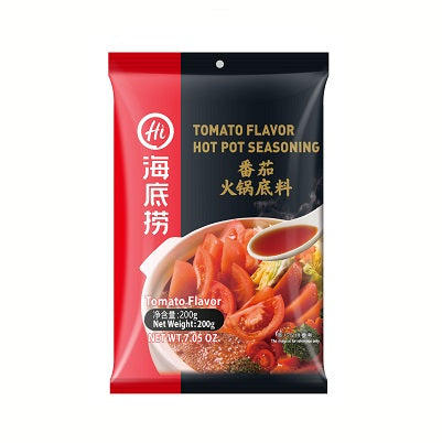 Tomato Flavour Hot Pot Seasoning