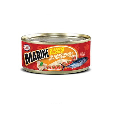 Ice Cool Marine Tuna Flake in Mayonnaise with Sundried Tomato