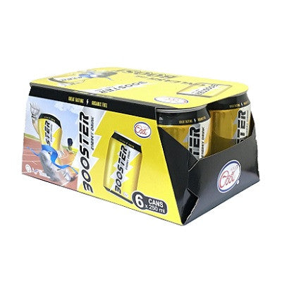 Ice Cool Booster Energy Drink (Non-Carbonated) 6s