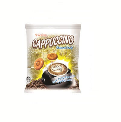 Victory Cappuccino Flavoured Candy