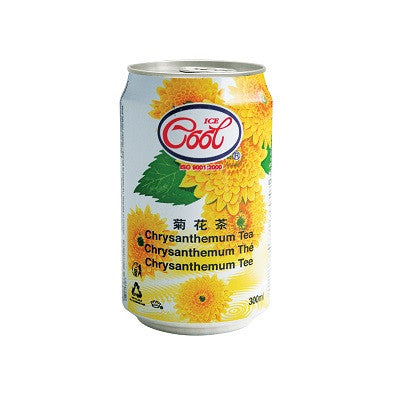 Ice Cool Chrysanthemum Tea