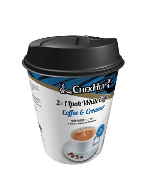 Ipoh White Coffee 2 in 1 Coffee & Creamer (12oz Cup)