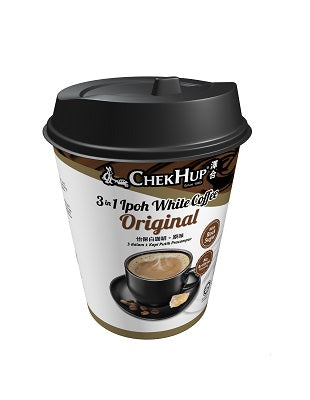 Ipoh White Coffee 3 in 1 Original (12oz Cup)