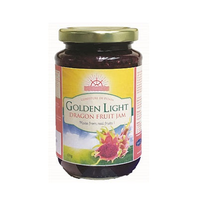 Golden Light Dragonfruit Jam