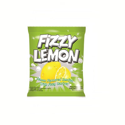 Fizzy Lemon Candy