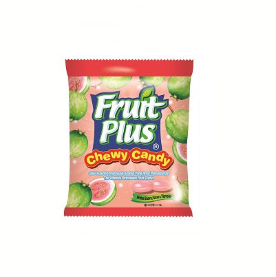 Fruit Plus Chewy Candy Guava