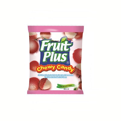 Fruit Plus Chewy Candy Lychee