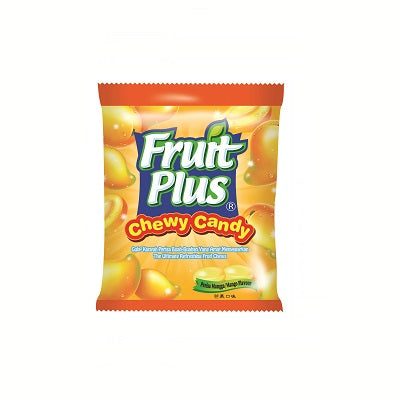 Fruit Plus Chewy Candy Mango