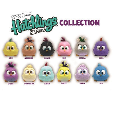 Blind Pack : Angry Bird Hatchlings