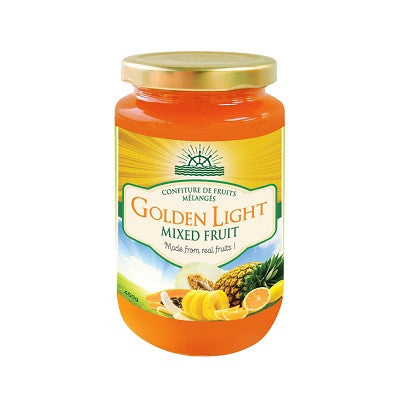 Golden Light Mixed Fruit Jam