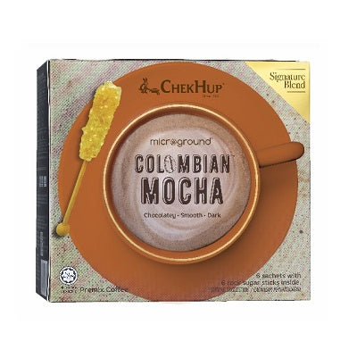 Microground Columbian Mocha