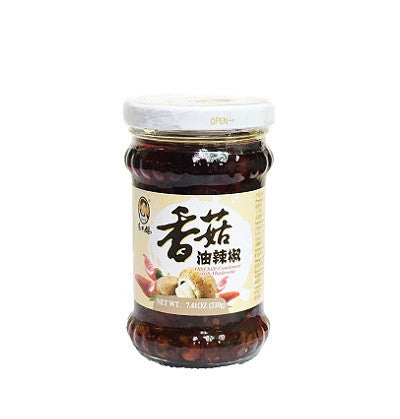 Laoganma Chilli Oil Condiment with Mushroom