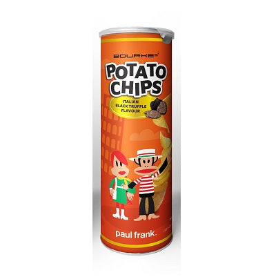 Potato Chips Italian Black Truffle Flavour : Paul Frank