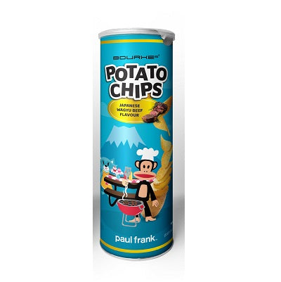 Potato Chips Japanese Wagyu Beef Flavour : Paul Frank