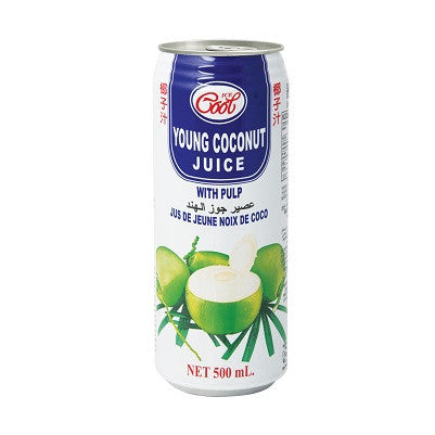 Ice Cool Young Coconut Juice wt Pulp