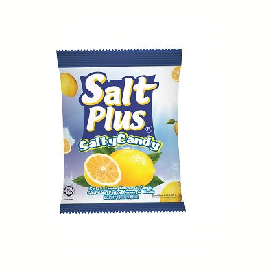 Salt Plus Salt & Lemon Flavoured Candy
