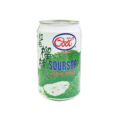 Ice Cool Soursop Juice