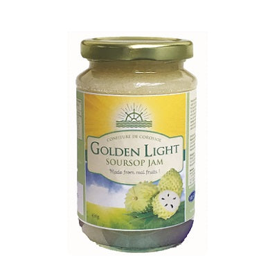 Golden Light Soursop Jam