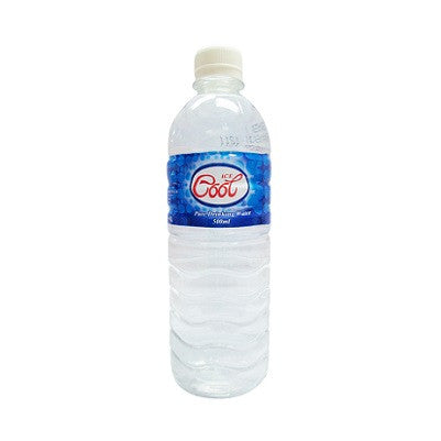 Ice Cool Pure Drinking Water (500ml)
