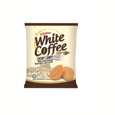 Victory White Coffee Chewy Candy