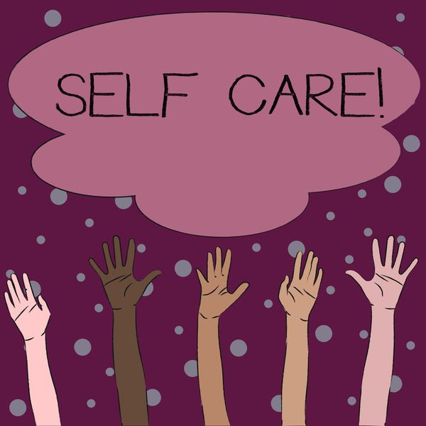 Taking Care Of Yourself Is Not Being Selfish