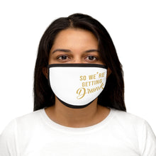 Load image into Gallery viewer, Mixed Fabric Reusable Regular Facemask For Men And Women 100% Cotton Inside Mixed Print And White  Color