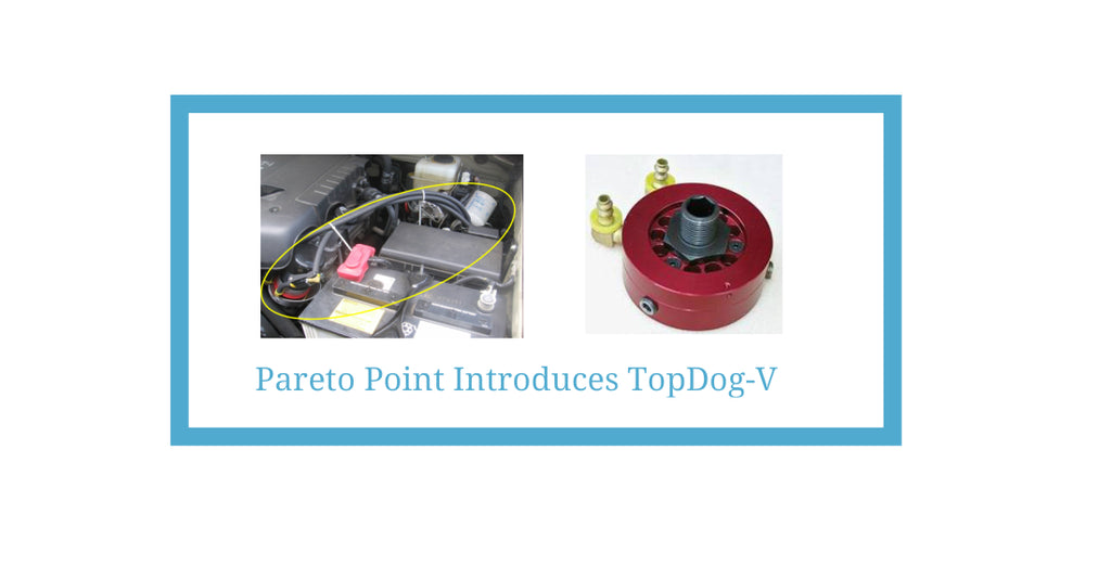 Pareto Point Industries Introduces TopDog-V: A Parallel-Flow Oil Bypass Filtration System that is Inexpensive, Quick to Install Oil Bypass Filtration Systems.