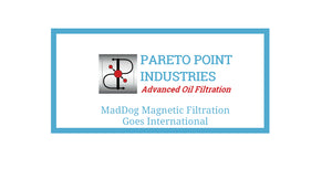 Pareto Point Industries' MagDog Magnetic Filtration Device goes International