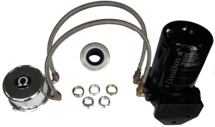 Pareto Point introduces a new standard for engine protection at the 2016 SEMA Show