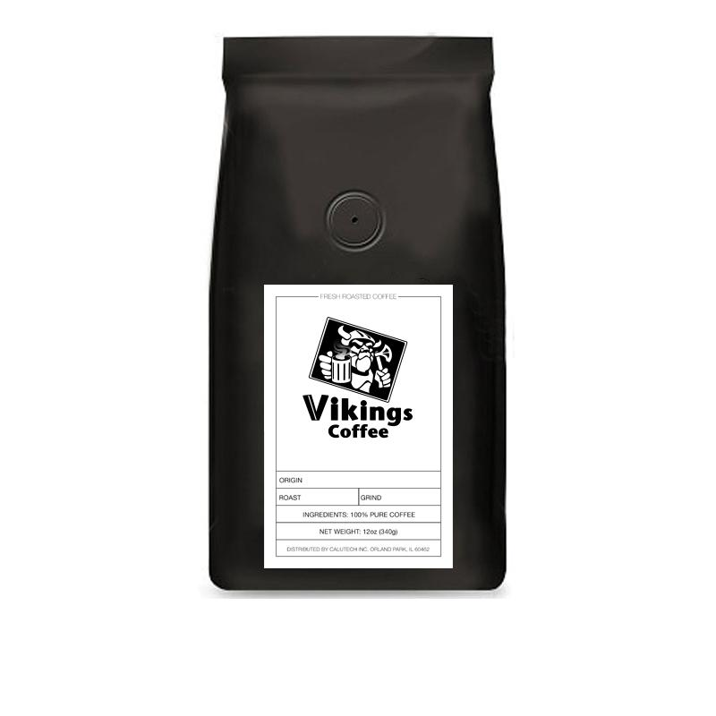 African Kahawa Blend - Vikings Coffee