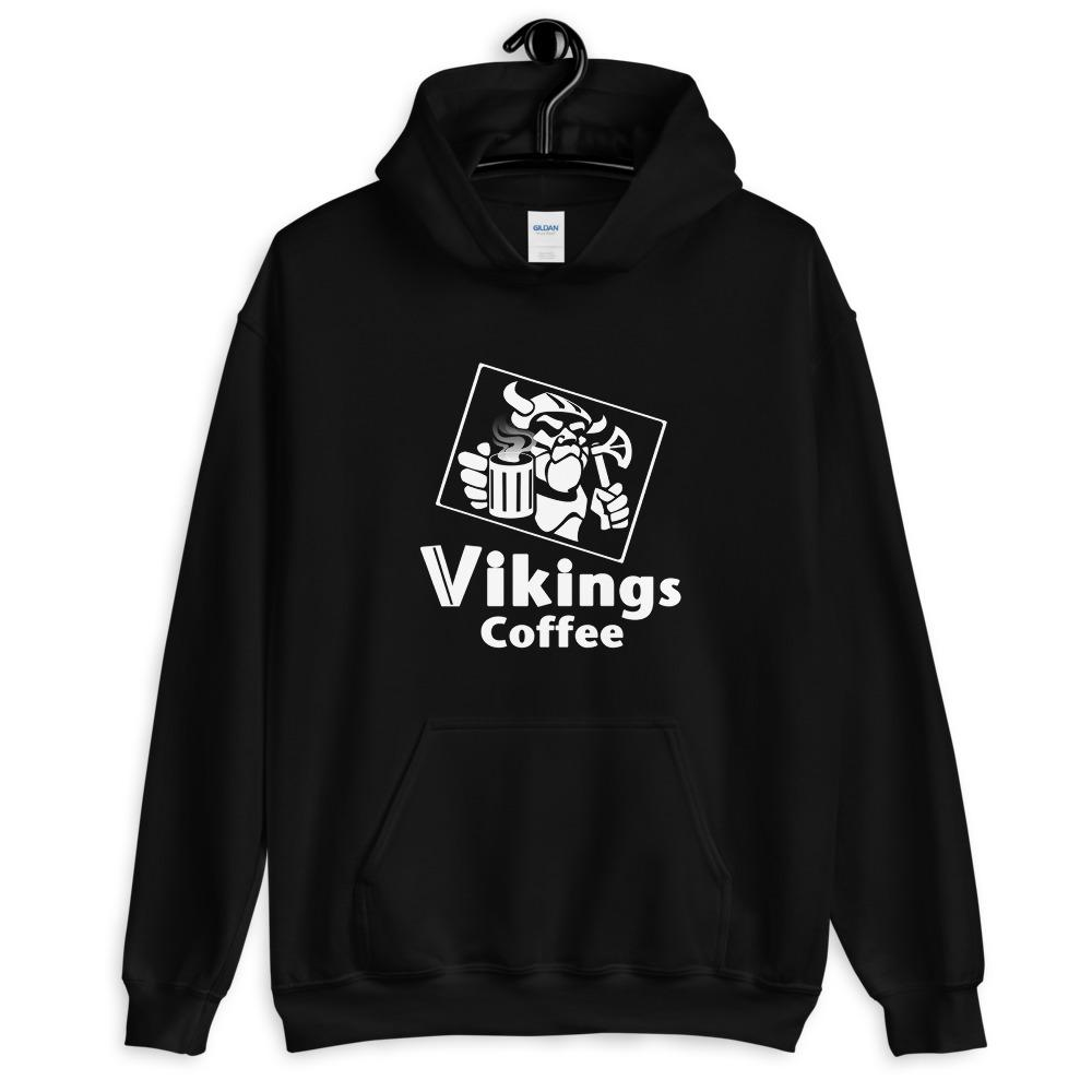 Vikings Coffee Hoodie - Vikings Coffee