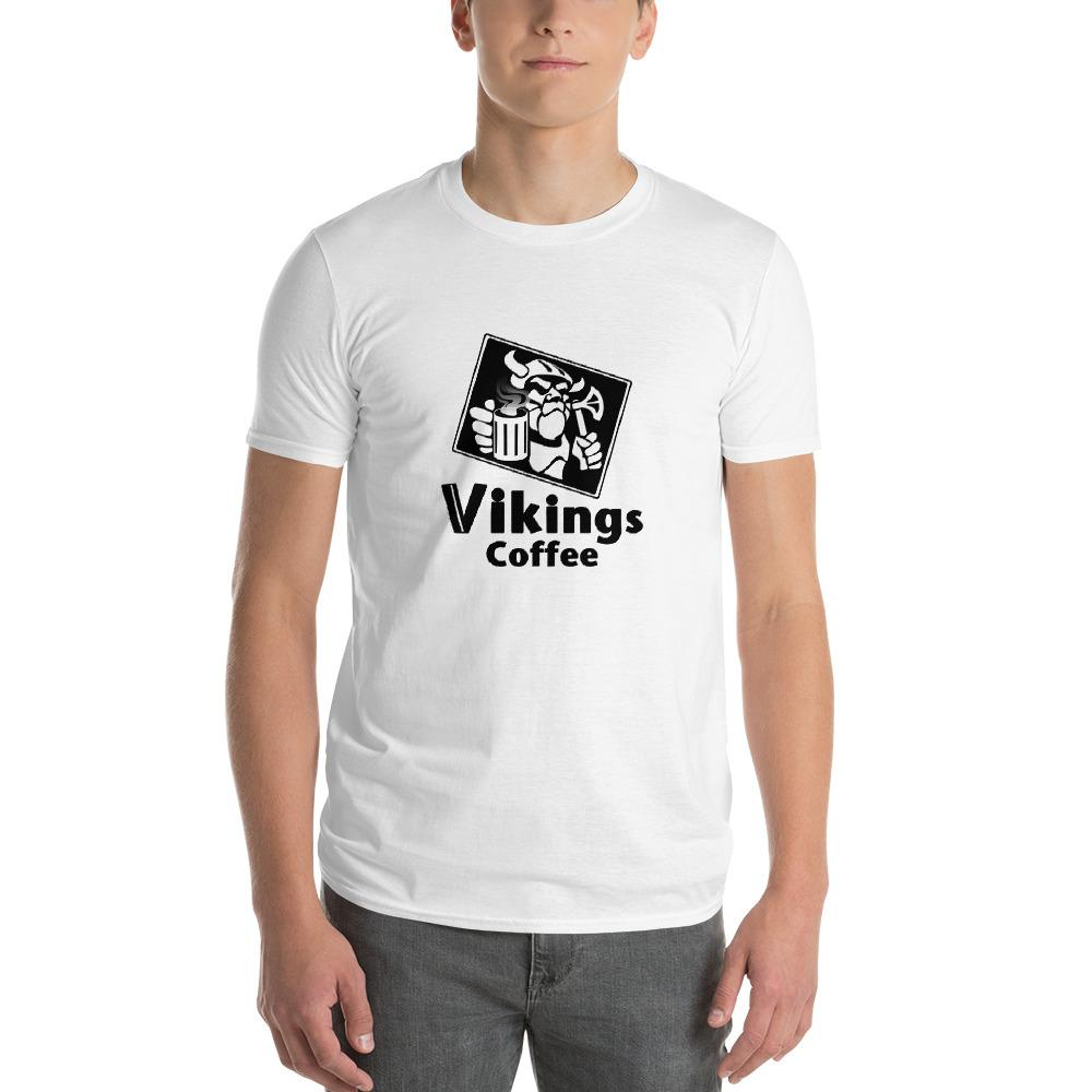Men's Vikings Coffee T-Shirt - Vikings Coffee