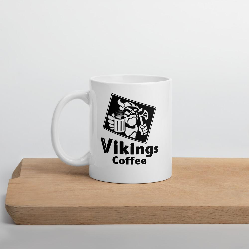 Vikings Coffee Mug - Vikings Coffee
