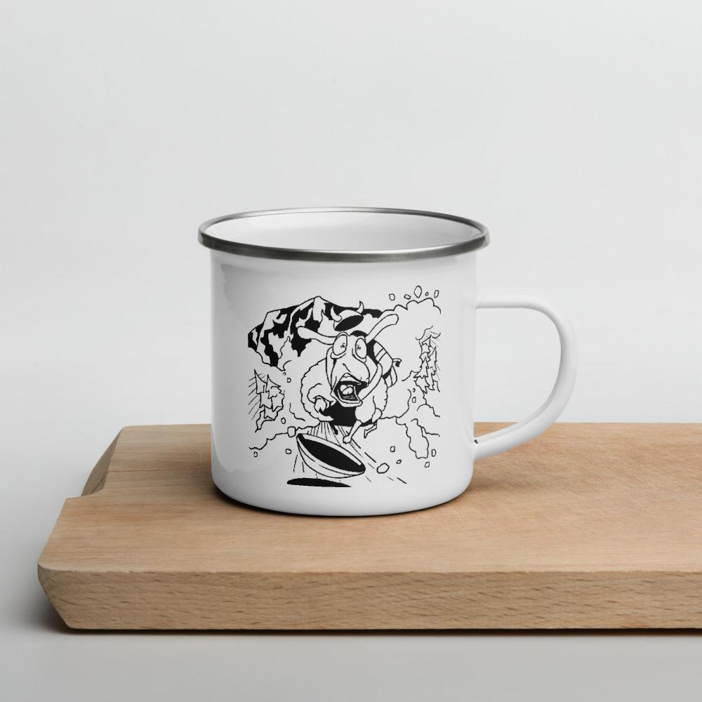 Nori The Viking Mug - Vikings Coffee