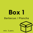 Box Barbecue / Plancha 1