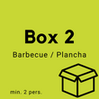 Box Barbecue / Plancha 2