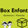 Box Barbecue / Plancha Enfant