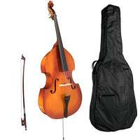 Antoni 'Debut' Double Bass Outfit ~ 1/2 Size