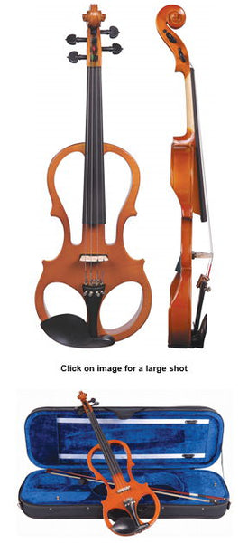 Antoni 'Premiere' Electralin™ Electric Violin Outfit ~ 4/4 Size