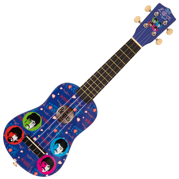 The Beatles Ukulele - Love Is