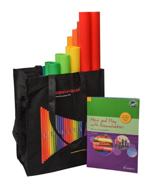 Boomwhackers Move & Play Pack