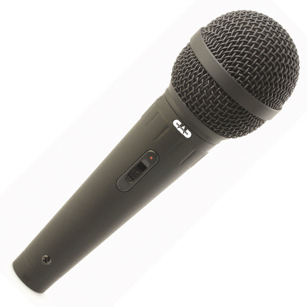CAD Cardioid Dynamic Microphone with On/Off Switch