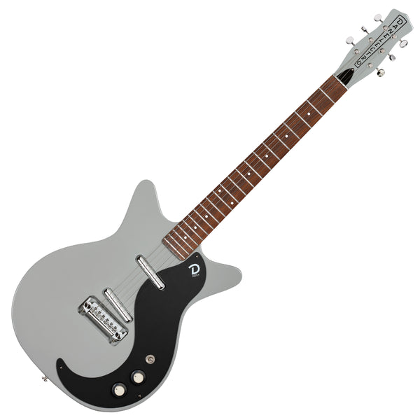 Danelectro '59M NOS Electric Guitar - Ice Grey