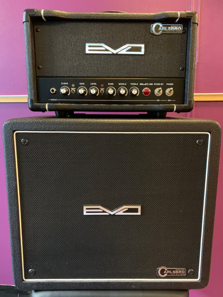 Carlsbro EVO 15 Head and Cab
