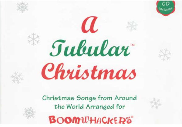 Boomwhackers Tubular Series – Christmas Songbook CD