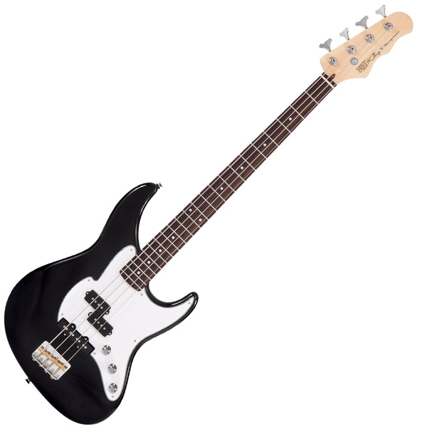 Fret-King Perception Bass ~ Gloss Black