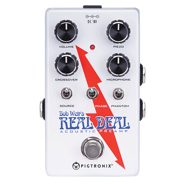 Pigtronix Bob Weir Real Deal