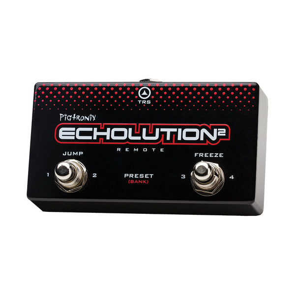Pigtronix Echolution 2 Remote Pedal