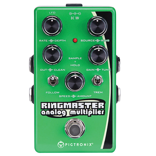 Pigtronix Ringmaster Analog Ring Modulator Synth