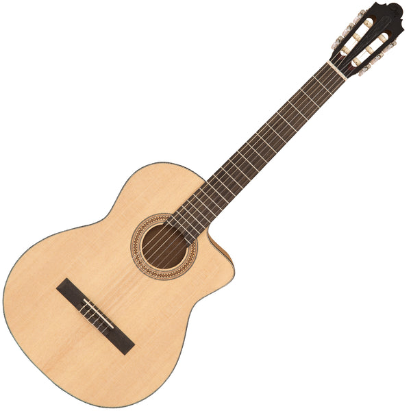 Santos Martinez Estudio Electro-Acoustic Guitar ~ Natural Satin